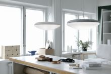 Jasmina 58 Ø Led 30 W - Casalight Berlin Design, Designer, Ceiling Lights, Led, Home Decor, Principles Of Design, Old Kitchen, House, Felt