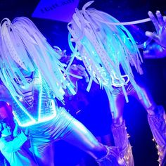 Silver Ice Demons. Big Foot Events.