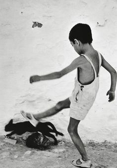 Oriol Maspons    Ibiza, 1954