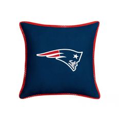 Sports Coverage New England Patriots Toss Pillow - NFLPatToss
