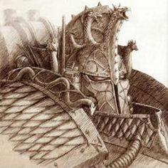 Alpharius Pythian Scales