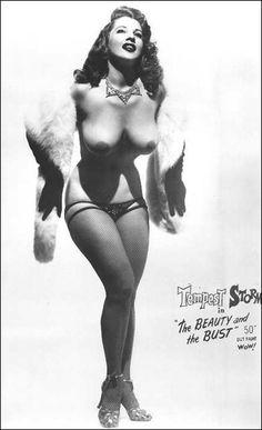 1940 Nude Burlesque Stripper Video