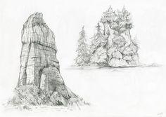 environment concept sketch - Google Search