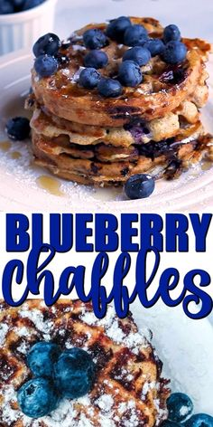 Blueberry Chaffle Recipe This tasty keto blueberry waffles is technically called a Keto Chaffle! And boy is it delish! Perfectly sweet, with juicy blueberries, these blueberry keto chaffles taste great and are low carb and keto friendly. Low Carb Desserts, Low Carb Recipes, Diet Recipes, Bread Recipes, Cookie Recipes, Slimfast Recipes, Dessert Recipes, Spinach Recipes, Snacks Recipes