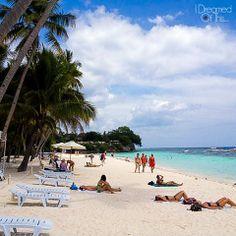 White sand beach - Panglao, Bohol