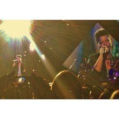 "bmars-news: "" ""calbert: Bruno Mars in Las Vegas! #love #great #music #livemusic #concert #vegas #lasvegas #brunomars"" """
