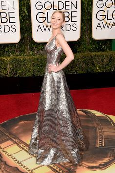 Golden Globes 2016: 5 Stars Dressed to Win - -Wmag