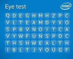 Απίστευτο τεστ: Ποια είναι η πρώτη λέξη που βλέπετε και τι δείχνει για την προσωπικότητά σας