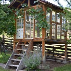 Simple Greenhouse, Outdoor Greenhouse, Backyard Greenhouse, Outdoor Sheds, Greenhouse Ideas, Storage Shed House Ideas, Storage Sheds, Shed Roof Design, Shed Builders