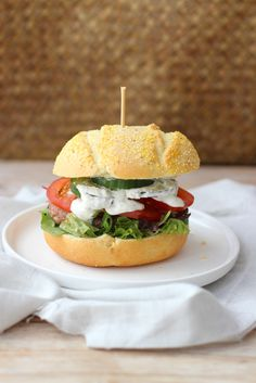 Zelfgemaakte hamburgers - lekker & simpel