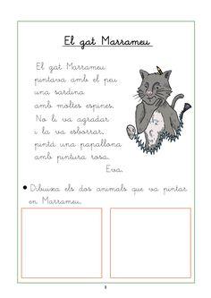 "Quaderns de primària ""Lector: Velocitat i comprensió lectora"" Valencia, Language, Teacher, Education, Animals, Stuff Stuff, Reading Comprehension, Funny Exercise, Family Images"