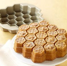 Honeycomb Dessert Trays