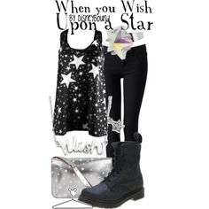 When you Wish Upon a Star, created by lalakay.polyvore.com