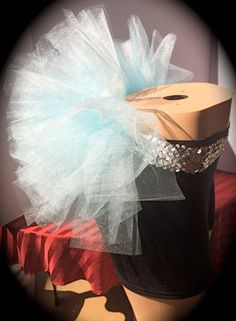 Hey, I found this really awesome Etsy listing at https://www.etsy.com/listing/201388683/adult-cinderella-themed-half-tutu
