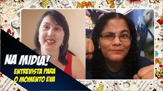 Já estaem meu canalno Youtube aentrevista que cedi para o programa Momento Eva, apresentado pela publicitária Graziela Morais. Na entrevista falei sobre o meu trabalho com o Zine Brasil, site/bl…