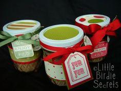 Hot chocolate gifts! DIY