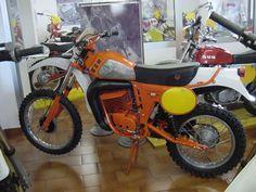 Enduro Vintage, Vintage Motocross, Vintage Bikes, Vintage Racing, Dirt Bike Shop, Dirt Bikes, Bmw, Motor Company, Bike Stuff