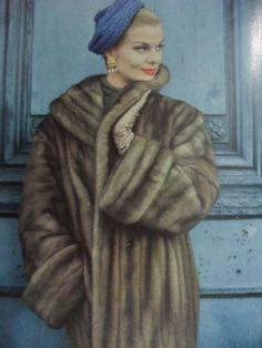 l´officiel de la couture et de la mode de paris 1956 coleção dinho wiss