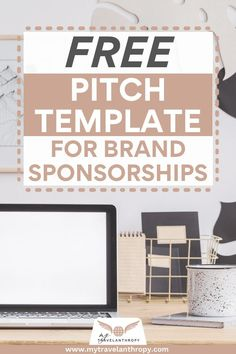 If you are wanting to work with brands as an influencer, here is the perfect brand pitch template. For anyone wondering how to work with brands as a blogger or how to work with brands on Instagram, you need this free brand pitch email template. #influencer #blogger #instagram #brandcollaboration #mytravelanthropy #travelanthropy | pitch template for brands free | how to pitch brands | brand pitch template free