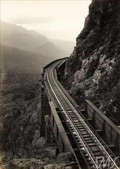 """Estrada de ferro Curitiba-Paranaguá"", 1928"