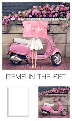 """Thank You 1500 Followers"" by sugerpop ❤ liked on Polyvore featuring art"
