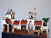 Fort Magnis: A LEGO® creation by Luke Watkins : MOCpages.com