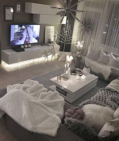 48 Most Popular Living Room Design Ideas for 2019 Images Part living room decor; living room designs room designs modern 48 Most Popular Living Room Design Ideas for 2019 Images Part 44 Bedroom Decor, Room Interior, First Apartment Decorating, Apartment Living Room, Room Design, Home Decor, Living Room Decor Cozy, Living Room Modern, Apartment Decor