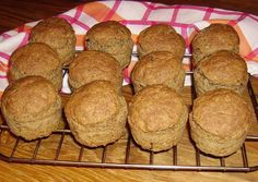 Mia's Glutenfreie Gaumenfreuden: Glutenfreie würzige Buchweizen-Muffins