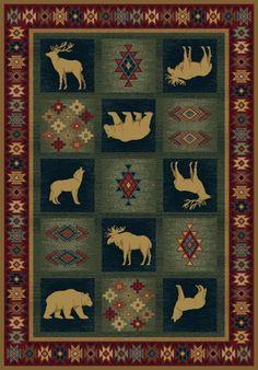 United Weavers Genesis Dakota Natural Rug | Southwestern Rugs