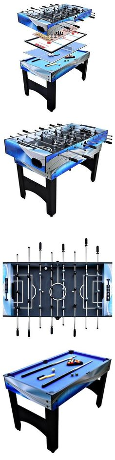 Air Hockey 36275: Carmelli Matrix 54-Inch 7-In-1 Multi-Game Table (Ng1154m) -> BUY IT NOW ONLY: $268.95 on eBay!