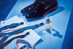 From a masculine fragrance to sartorial accessories, find the gift for him this festive season