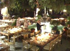 Los Angeles Wedding Center Gardens 2017 Styles Venues