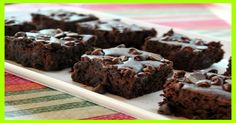w w recipes: Gluten- Free Black Bean Brownies 4 smartpoints,