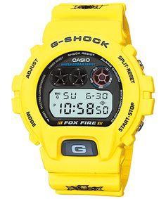 [G-Shock History] 1995 — DW-6900. Первое появление известного корпуса