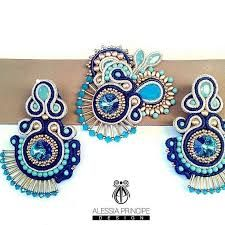 Image result for soutache jewelry