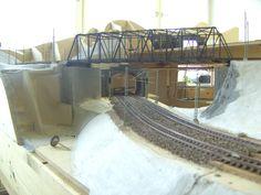 Modellbau Weber Spur, Shelving, Loft, Inspiration, Furniture, Home Decor, Trains, Model Train, Model Building