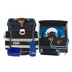 details zu schneiders vienna soft schulranzen 4 teiliges set 1 kg rucksack schule ranzen. Black Bedroom Furniture Sets. Home Design Ideas