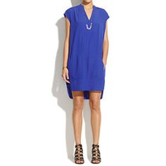 Madewell Morningside Shiftdress