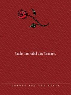 Minimalist Disney Poster