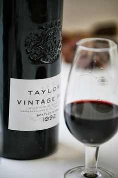 Taylor's Vintage 1992.  http://taylor.pt/en/catalogue/vintage/port-wine/classic/1992/