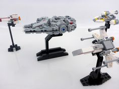 Star Wars micro fleet | Riskjockey | Flickr #spaceship – https://www.pinterest.com/pin/340514421811429759/