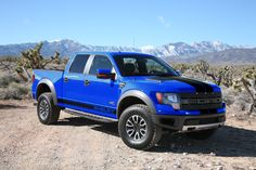 Shelby Ford F-150 SVT Raptor: 575 Earth-Pummeling Horsepower ...