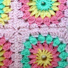 Yummy lolly coloured cushion cover
