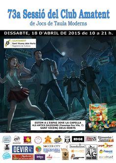 73a Sessió (18-04-2015) http://amatent.blogspot.com.es/2015/04/cronica-73a-sessio-18-04-2015.html