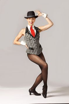 "The Rockettes ""City Rhythm"" costume was designed by Deborah Newhall and introduced in 1999."
