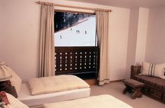 View from the rooms at Hotel Marillen | True Ski-in Ski-out in the heart of Hakuba Japan!