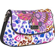 #FabricHandbags, #Handbags - Beach Handbags Pearl Beach Clutch - Clutch
