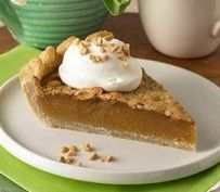 Dixie Peanut Butter Pie | Recipes by Amy Tobin