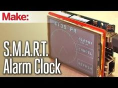 Build an Internet-Connected Alarm Clock with an Arduino