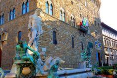 Il Biancone in Piazza Signoria